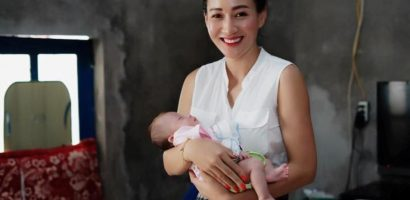 Valentines Vân Nguyễn cùng trẻ em có hoàn cảnh khó khăn mừng ngày 1/6