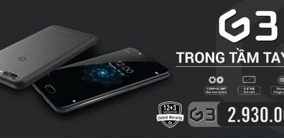 Bavapen 3 model siêu phẩm Smart Phone GEECOO