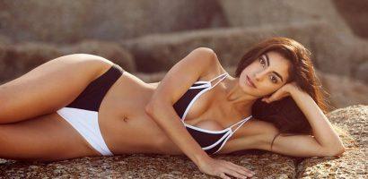 Vẻ đẹp nóng bỏng của cô gái vừa đăng quang Hoa hậu Hoàn vũ Ecuador