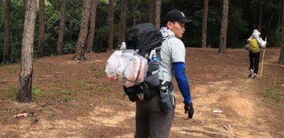 Gần 100 người tìm kiếm du khách lạc trên núi Tà Năng