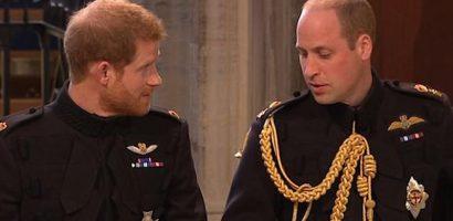 Hoàng tử Harry than 'quần chật' với anh trai William trong đám cưới