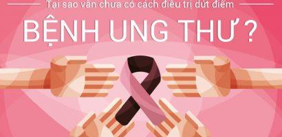 Tại sao vẫn chưa có cách điều trị dứt điểm bệnh ung thư?