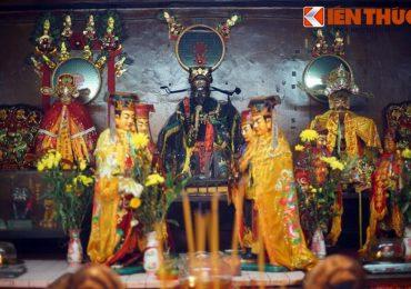 Độc đáo tục thờ Bao Công của người Hoa Chợ Lớn