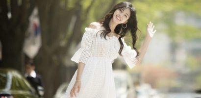 Á hậu Thanh Tú hào hức khám phá ẩm thực của xứ sở Kim chi