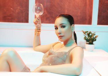 Hồ Quỳnh Hương cảm thấy khó khăn khi quay những cảnh sexy