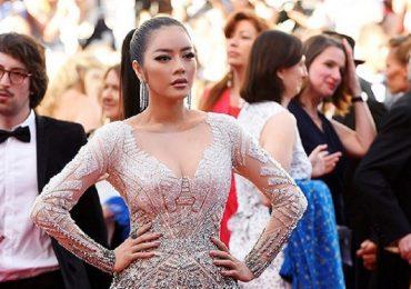 Mặc scandal bủa vây, Lý Nhã Kỳ vẫn tất bật chuẩn bị váy áo đến Cannes 2018