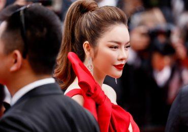 Lý Nhã Kỳ làm 'Công chúa Cinderella' ngày khai mạc LHP Cannes 2018