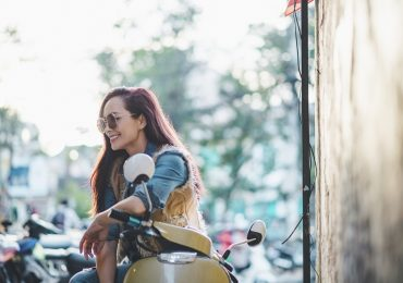 Nhan sắc quyến rũ cá tính của cựu người mẫu Thúy Hạnh ở tuổi 40