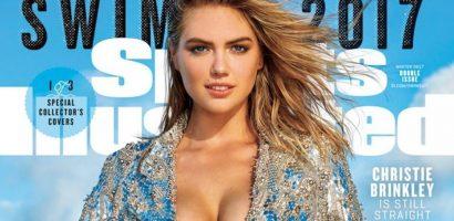'Siêu mẫu ngực bự' Kate Upton dẫn đầu Top mỹ nhân hấp dẫn thế giới