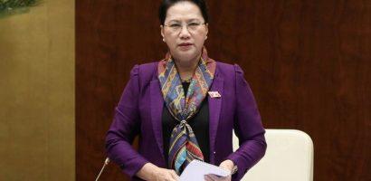 Quốc hội lùi luật đặc khu, kêu gọi người dân bình tĩnh