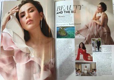 Bí quyết làm đẹp của Hoa hậu Phương Lê được tạp chí Vogue khen ngợi hết lời