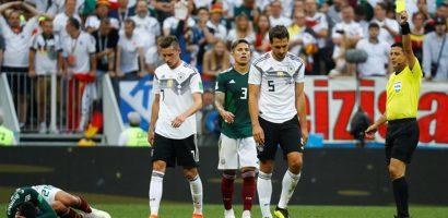 Đương kim vô địch Đức thua ngay trận đầu: Sốc trong logic