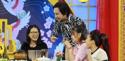 Thiên đường ẩm thực: Nghệ sĩ Kim Tử Long 'chiêu trò' khiến Trường Giang 'cạn lời'