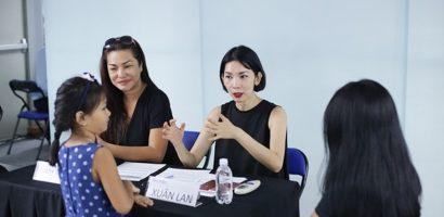 Người mẫu Xuân Lan đưa 'Tuần lễ thời trang trẻ em Việt Nam' mùa 6 đến Cam Ranh