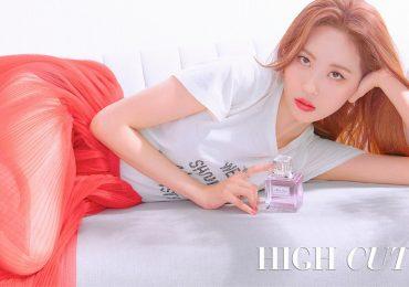 Suzy và mỹ nhân Hàn diện sắc trắng trên tạp chí thời trang tháng 6