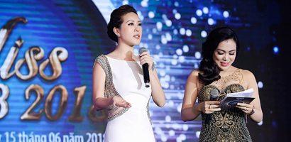 Hoa hậu Thu Hoài 'chơi trội', tặng quà 200 triệu cho người đẹp đi thi nhan sắc
