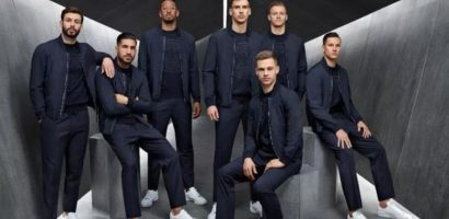 Dàn sao tuyển Đức hóa người mẫu trong những bộ suit lịch lãm