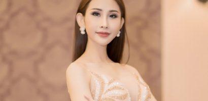Chi Nguyễn chính thức đại diện Việt Nam tham gia 'Hoa hậu châu Á thế giới 2018'