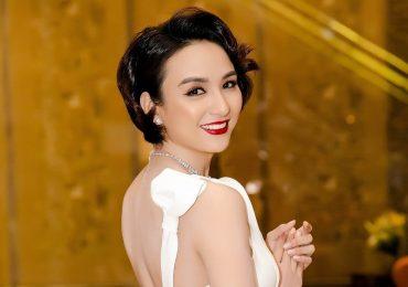 Bất ngờ 'tái xuất', Hoa hậu Ngọc Diễm khiến mọi người phải trầm trồ