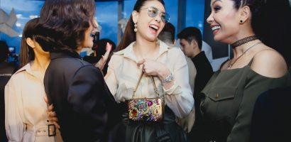 Hà Kiều Anh gây ấn tượng với diện mạo trẻ trung trong show thời trang