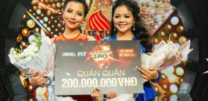 Nam Hương và Phượng Vũ cùng giành ngôi vị quán quân 'Ai sẽ thành sao'