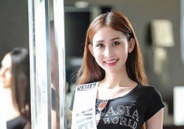 Người đẹp Chi Nguyễn sẵn sàng bước vào phần thi chính thức của 'Miss Asia World 2018'