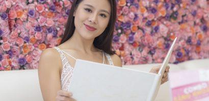 Diễn viên Nam Thư: 'Phụ nữ phải luôn xinh đẹp, biết yêu thương bản thân mình'