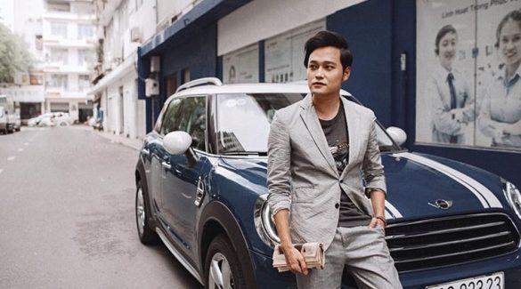 Quang Vinh phủ nhận là thiếu gia nhà giàu sau vụ Nguyễn Kim