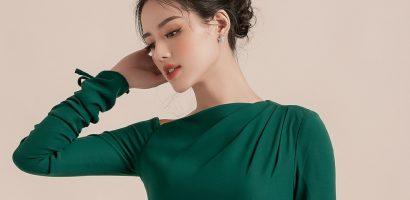 Người mẫu Khánh Linh gợi ý phong cách mặc đẹp cho những cô nàng công sở