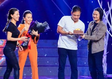 Cẩm Ly, Minh Vy bất ngờ được chúc mừng 14 năm ngày cưới