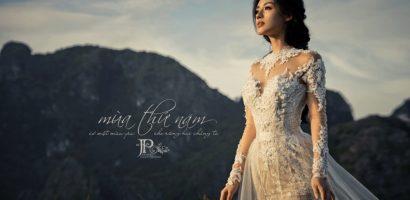 Khánh Linh 'The Face' khoe 3 vòng hút mắt khi diện váy cưới