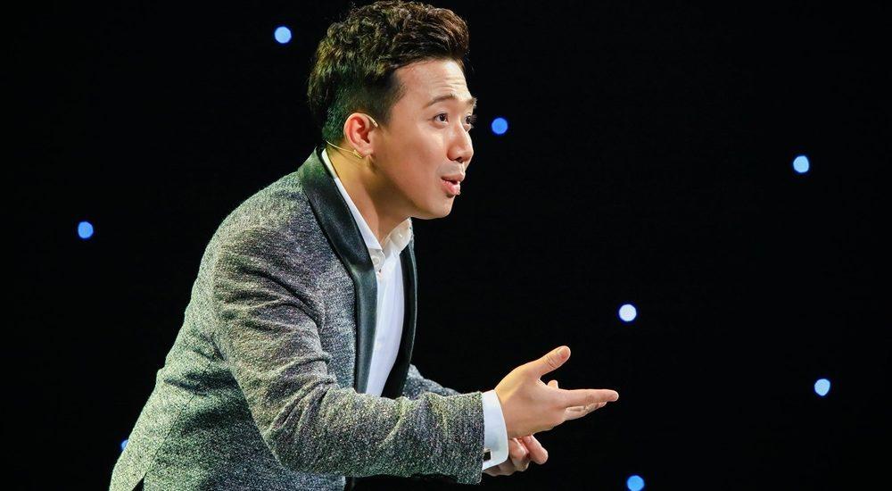 Trấn Thành công khai chê khả năng nói tiếng Anh của 'Ông hoàng nhạc sến' Ngọc Sơn
