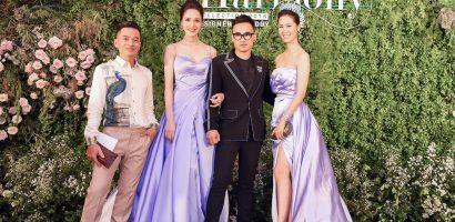 Sao Việt diện váy áo lộng lẫy đi xem thời trang