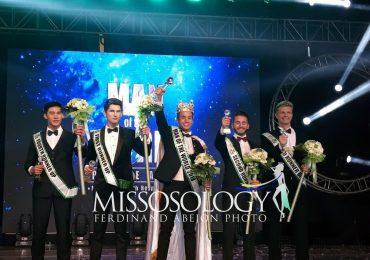 Cao Xuân Tài xuất sắc trở thành tân Nam vương 'Man of the World 2018'