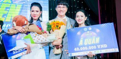 MC Vũ Mạnh Cường đưa học trò đến giải Á quân 'Én sinh viên 2018'