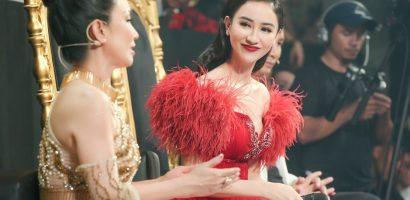 Hà Thu hóa nữ hoàng lửa dẫn dắt chung kết 'Duyên dáng Bolero 2018'
