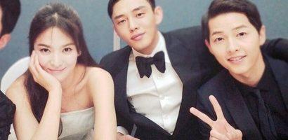 Yoo Ah In bị bắt gặp đến bar gay ở Trung Quốc